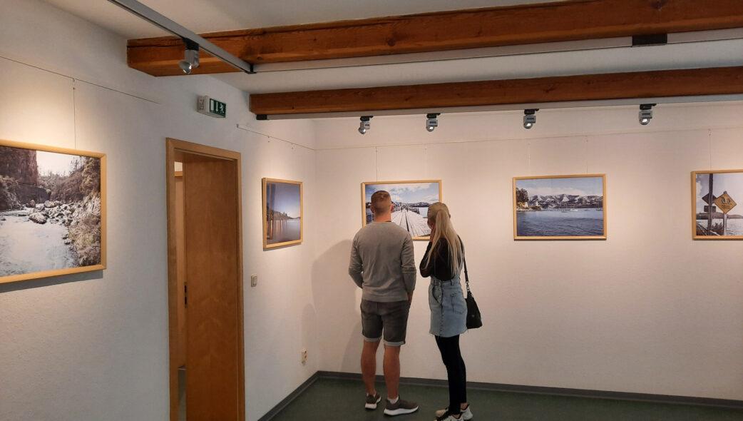 Fotoausstellung von Martin Enigk im Nationalparkhaus Ilsetal
